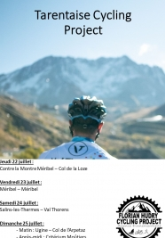Tarentaise Cycling Project img_lg
