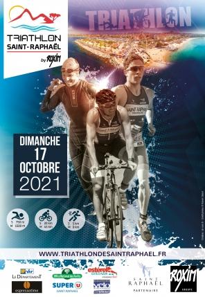 Triathlon de Saint Raphaël by Roxim