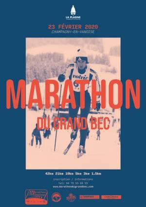 9ème Marathon du Grand Bec