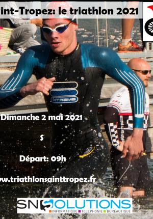 Saint Tropez : Le Triathlon